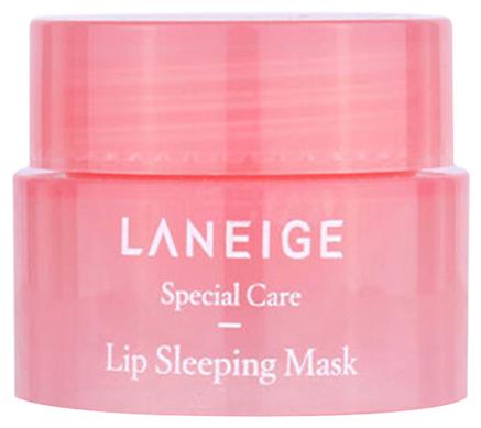 Laneige Ночная маска для губ Berry,