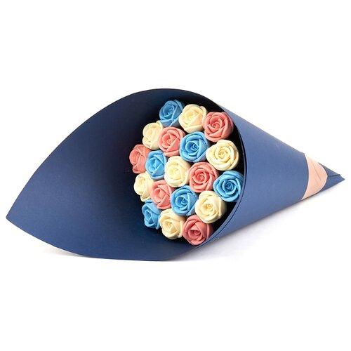 Набор конфет Choco Story Шоколадные розы B19-S-BGR белый шоколад 228 г набор конфет mieszko choco amore 300 г