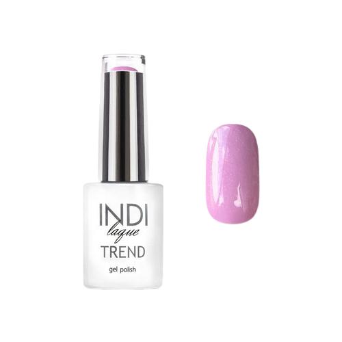 Купить Гель-лак для ногтей Runail Professional INDI Trend с блестками, 9 мл, 5259