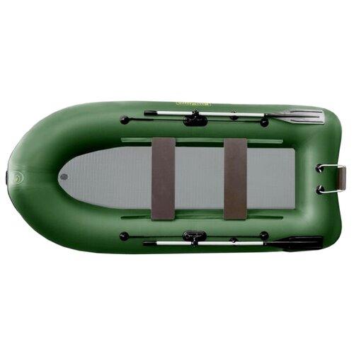 Надувная лодка BoatMaster 300SA зелeный по цене 22 700