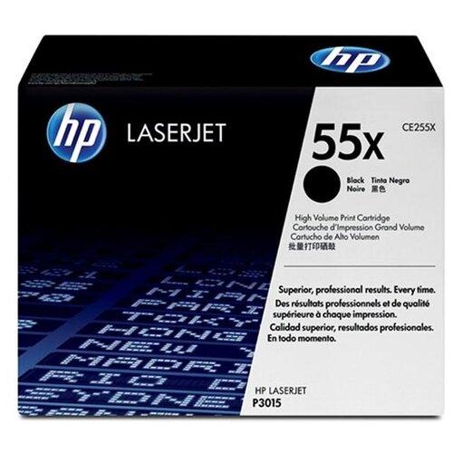 Фото - Картридж ориг. HP CE255X (№55X) черный для LJ P3015/Enterprise 500 M525dn/M525f (12500стр), цена за штуку, 145188 картридж ориг hp c9722a желтый для color lj 4600 4650 8стр цена за штуку 83733