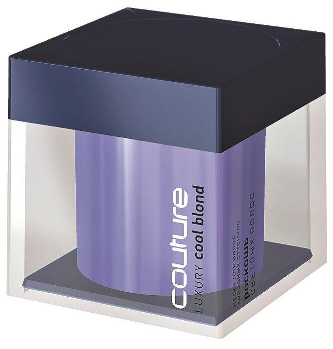 Estel Professional LUXURY BLOND Маска для волос холодных оттенков COOL BLOND