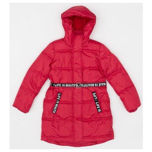 Купить Куртка Button Blue 220BBGJC4502 размер 134, розовый, Куртки и пуховики