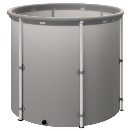 Складная ёмкость (бак/бочка) для воды EKUD 1000 литров (h=100, d=115)