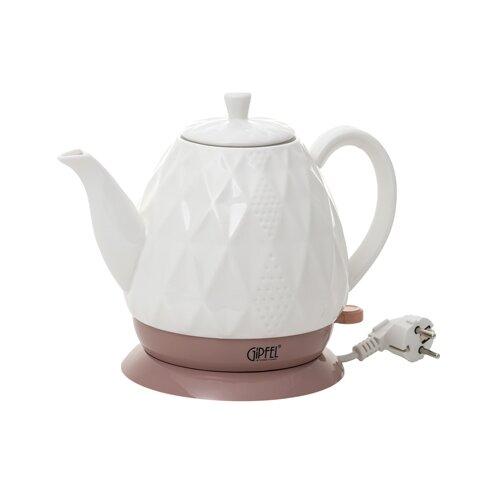 Чайник GIPFEL 1170, белый