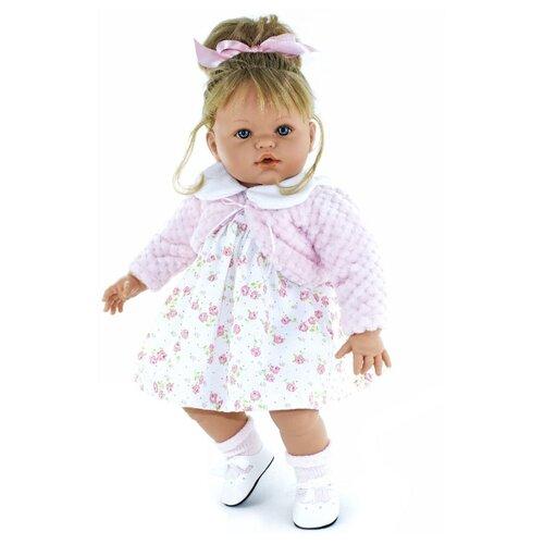Кукла Lamagik Сьюзи в светлом платье и розовой кофточке, 47 см, 47012B