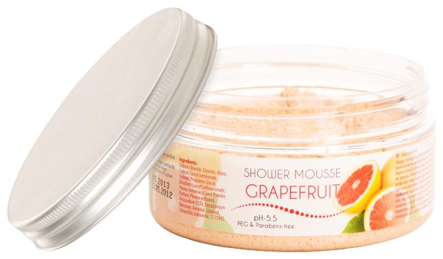 Мусс для душа Ceano Cosmetics Grapefruit