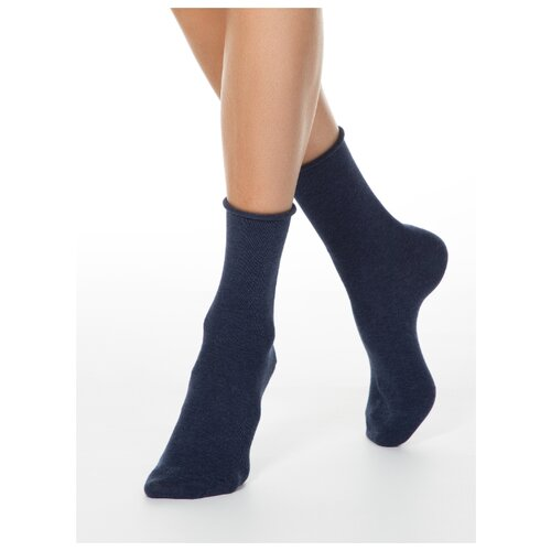 Фото - Носки Conte Elegant Comfort 19С-101СП, размер 23, темно-синий носки conte elegant comfort 19с 101сп размер 23 темно бордовый