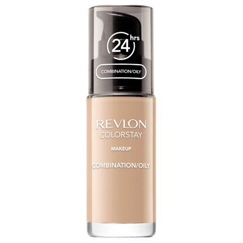 Revlon Тональный крем Colorstay Makeup Combination-Oily, 30 мл, оттенок: Natural beige 220 of revlon revlon colorstay moisture stain
