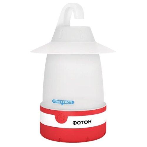 Кемпинговый фонарь ФОТОН C-300 красный ручной фонарь фотон рb 5200