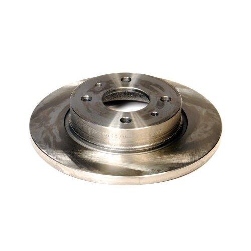 Тормозной диск передний Valeo 297973 239.5x12 для LADA 2108