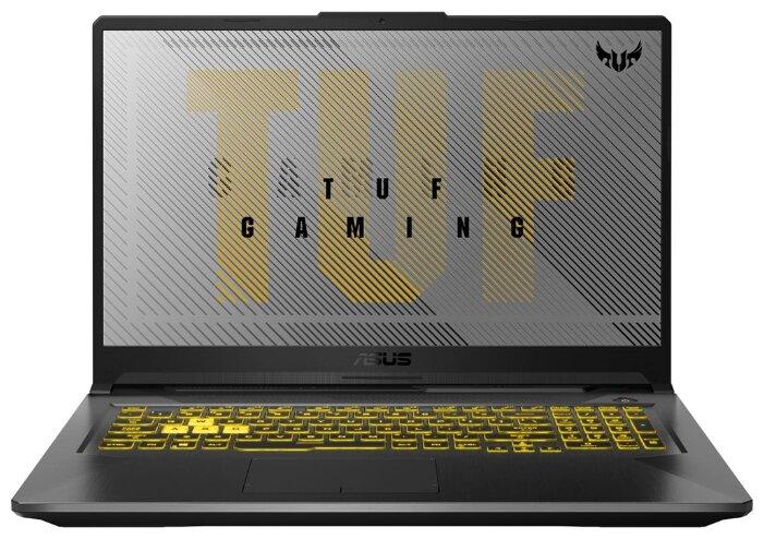 Ноутбук ASUS TUF Gaming A17 FX706 фото 1