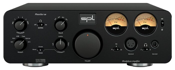 Усилитель для наушников SPL Phonitor XE black фото 1