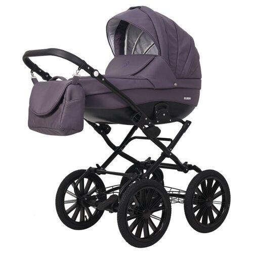 Купить Универсальная коляска RANT Fabio Lux Classic (2 в 1) 06 фиолетовый, Коляски