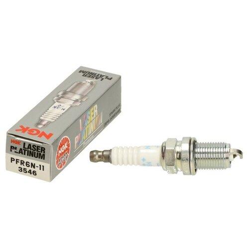 Свеча зажигания NGK 3546 PFR6N-11 1 шт.