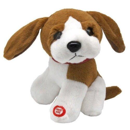 Фото - Мягкая игрушка Пушистые друзья Собачка Бигль 18 см кмит елена пушистые друзья барашек бяша
