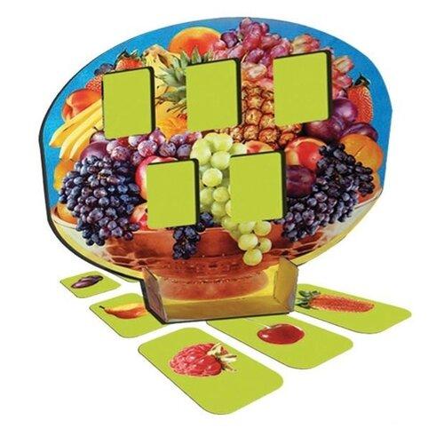 Фото - Настольная игра Радуга Ваза с фруктами настольная игра радуга забавные
