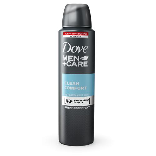 Антиперспирант спрей Dove Men + Care Экстразащита и уход, 150 мл