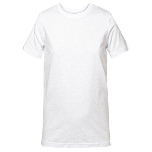 Купить Футболка M&D размер 140, белый, Футболки и майки