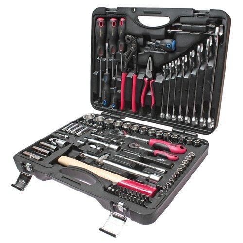 Набор инструментов JTC AUTO TOOLS (90 предм.) H090C черный набор инструментов jtc h090c