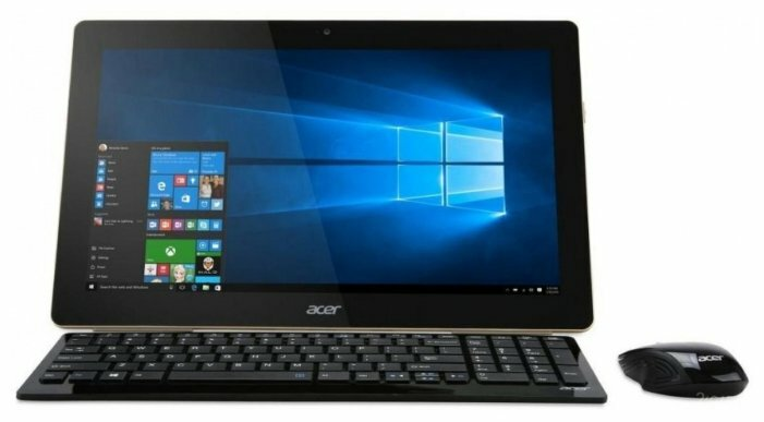 "Моноблок 17.3"" Acer Aspire Z3-700"