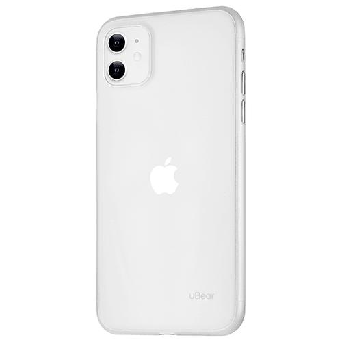 Купить Чехол uBear Ghost Case для Apple iPhone 11 (прозрачный) бесцветный