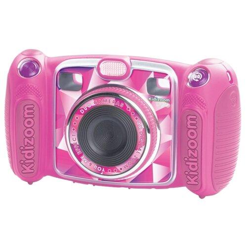 Фото - Фотоаппарат VTech Kidizoom Duo розовый фотоаппарат