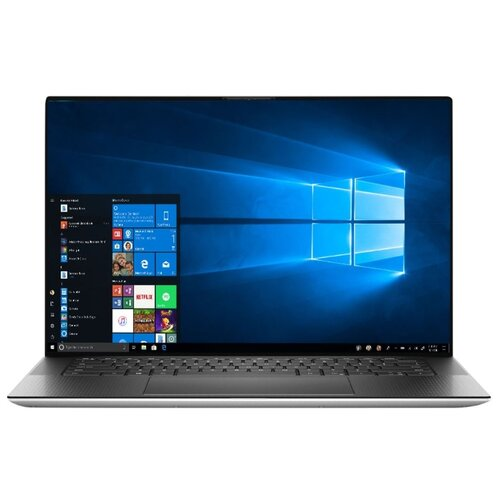 Ноутбук DELL XPS 15 9500 (9500-3559), platinum silver