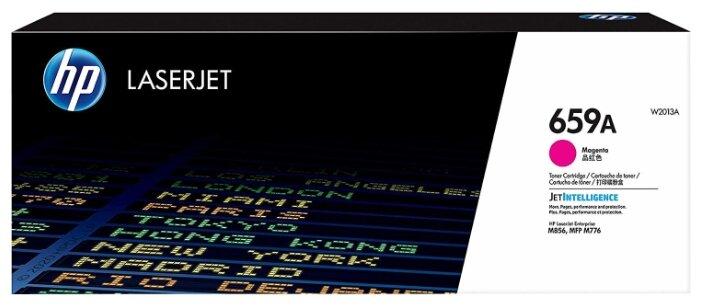 Картридж HP W2013A — цены на Яндекс.Маркете