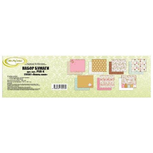 Бумага для скрапбукинга в наборах Mr.Painter PSR-K Набор бумаги для скрапбукинга 190 г/кв.м 30.5 x 30.5 см 7 л. 190907