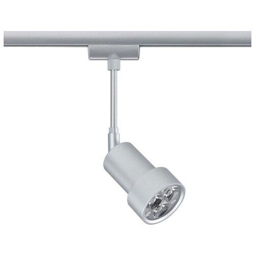 Трековый светильник-спот Paulmann Spot Ledmanz2 95037 спот paulmann 66717