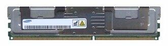 Оперативная память 4 ГБ 1 шт. Samsung DDR2 667 FB-DIMM 4Gb