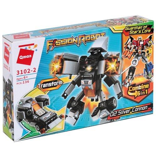 Конструктор Qman Fission Robot 3102-2