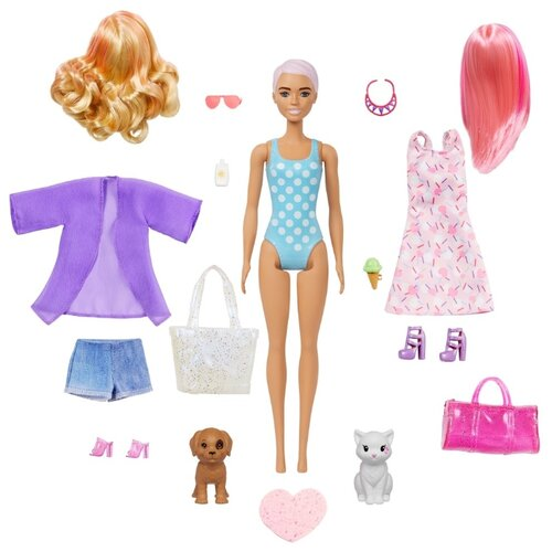 Купить Кукла Barbie Невероятный сюрприз, GPD55, Куклы и пупсы