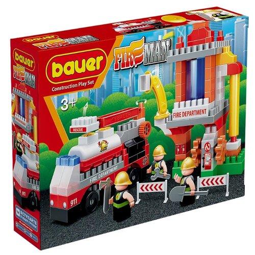 Купить Конструктор Bauer Fireman 741 Пожарная вышка, Конструкторы