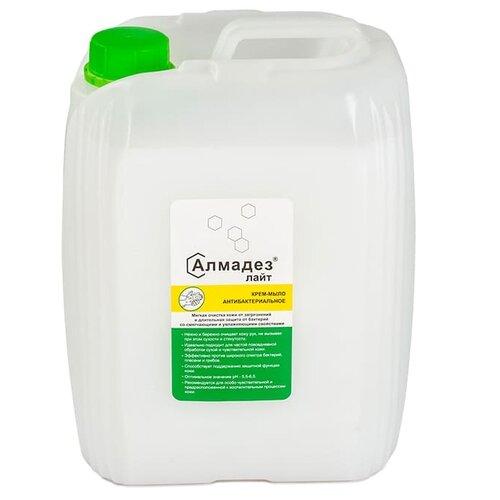 Крем-мыло Алмадез-лайт антибактериальное, 5 л
