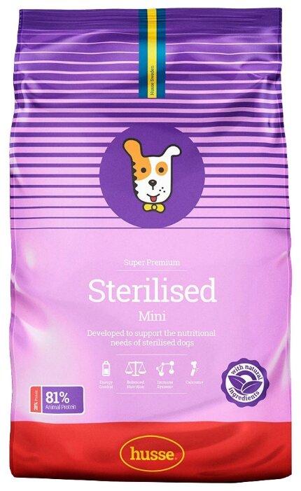 Корм для собак Husse Sterilised Mini