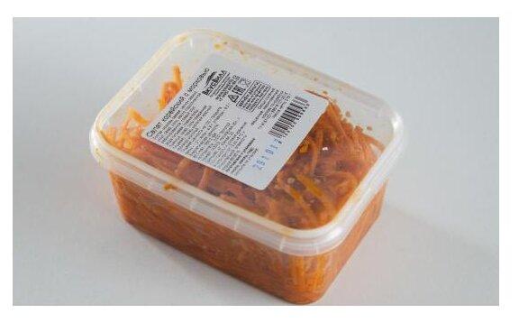 ВкусВилл Салат корейский с морковью, 275 г