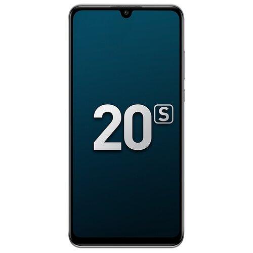 Смартфон HONOR 20s 6/128GB белый (51094UMD)