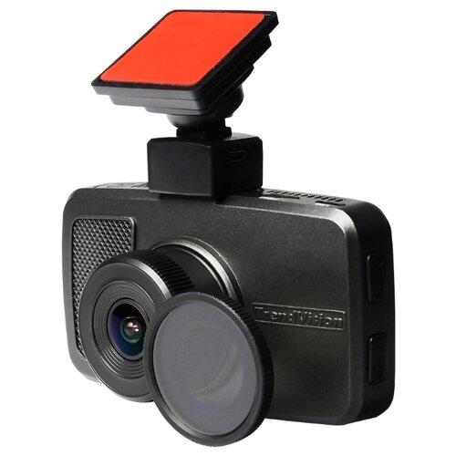 Видеорегистратор TrendVision TDR-719 черный trendvision tdr 718 gp видеорегистратор