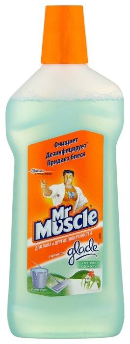 Mr. Muscle Универсальное моющее средство Утренняя свежесть