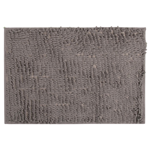 Фото - Коврик Доляна Букли длинные 40х60 см серый коврик arya dayna trk111300021076 40х60 см серый