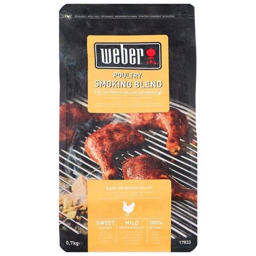 Weber Щепа для копчения, смесь для курицы, 700 г