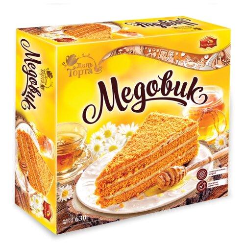 Торт Черемушки Медовик 630 г цена 2017