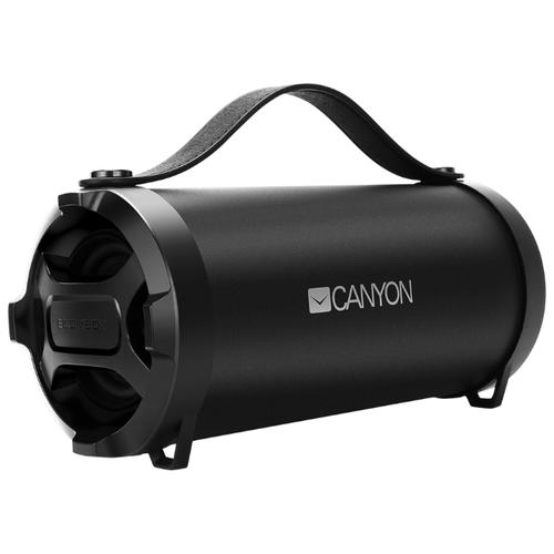 Портативная акустика Canyon CNE-CBTSP6 black  - купить со скидкой