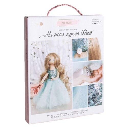 Купить Арт Узор Набор для шитья Интерьерная кукла Флёр (3548681), Изготовление кукол и игрушек