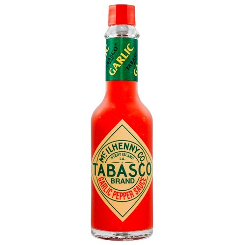 Соус Tabasco Garlic pepper, 60 мл соус b sauce tabasco 148 мл