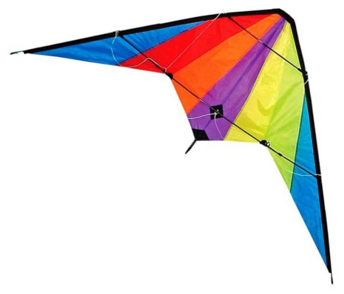 Воздушный змей X-Match Кайт (681338)