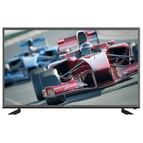 "Телевизор Shivaki STV-40LED42S 40"" (2020) черный"