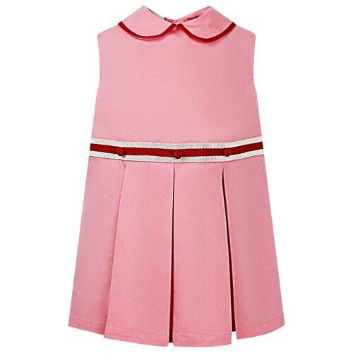 цена Платье GUCCI размер 92, розовый онлайн в 2017 году